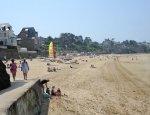 Saint Enogat Beach - Dinard