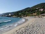 Cala di Sole Beach - Ajaccio