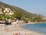 Girelles Beach  - Ajaccio