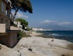 Beach of the Chapel of the Greeks  - Ajaccio