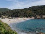 Petit Capo Beach - Sevani - Ajaccio