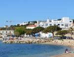 Spiaggia per i cani - La Ciotat