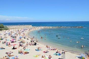 Spiaggia della Gravette - Antibes