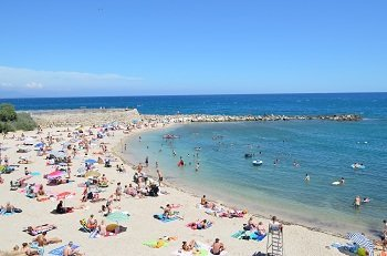 Gravette Beach - Antibes