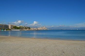 Spiaggia del Ponteil - Antibes
