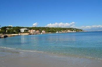 Spiaggia della Garoupe