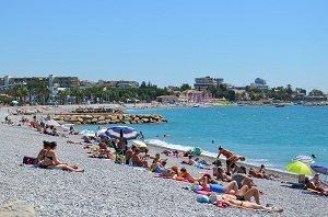 Spiaggia di Le Cros