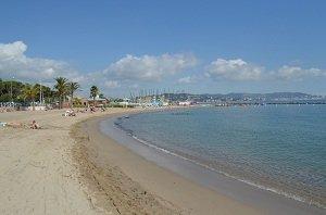 Spiaggia della Sable d'Or