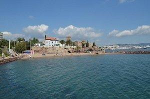 Spiaggia di la Raguette