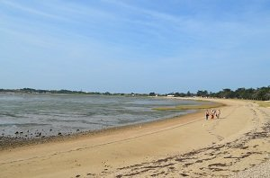 Coquillages Beach - Ile d'Aix