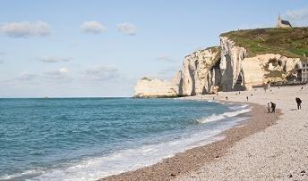 Etretat Beach - Etretat