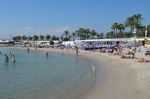 La spiaggia Bijou