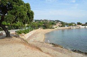 Spiaggia di Les Peiras