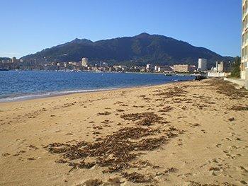 Spiaggia del Lazaret o Corse Azur
