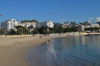 Spiaggia del Palazzo del Festival
