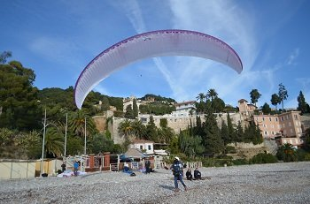 Golfe Bleu Beach - Roquebrune-Cap-Martin