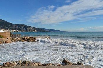 Spiaggia della Piscina