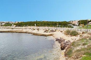 Spiaggia del Grand Nid  - Sausset-les-Pins