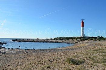 Spiaggia della Couronne Vieille - La Couronne