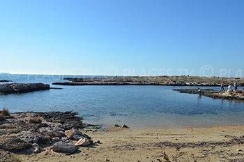 Spiaggia d'Arnette Carro