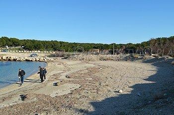 Spiaggia di Bonnieu