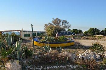 Bonnieu's Naturist Beach - Martigues