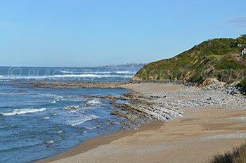 Spiaggia Cenitz