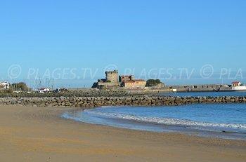 Socoa Beach - Ciboure