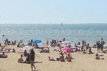 Spiaggia Les Minimes - La Rochelle