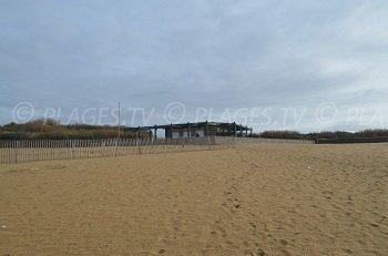 Spiaggia Les Corsaires