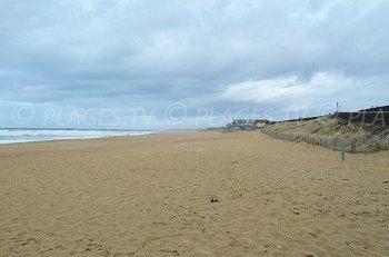 Spiaggia dell'Ocano