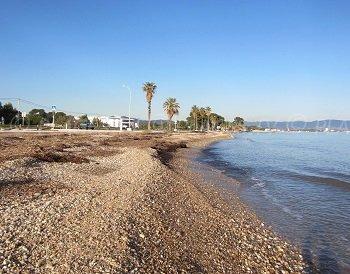 Spiaggia del Ceinturon