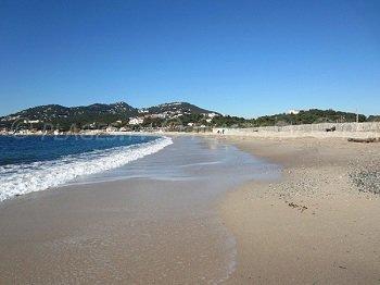Spiaggia dell'Almanarre