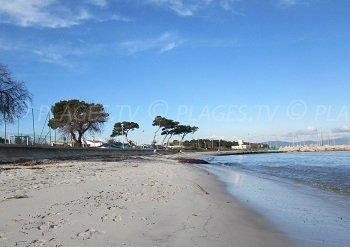 Spiaggia di La Capte