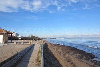 Spiaggia della Bergerie