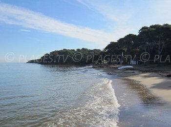 Spiaggia della Baume