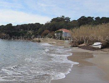 Spiaggia del Pradeau