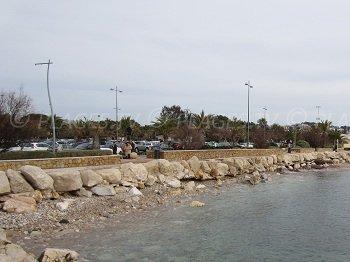 Spiaggia dell'Esplanade