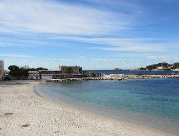 Spiaggia di Renécros