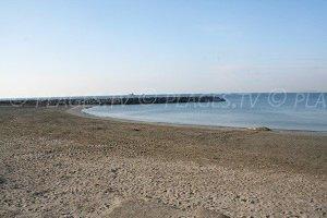 Spiaggia Lazaret