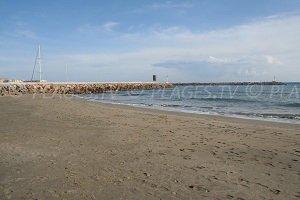 Spiaggia Les Quilles