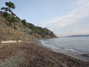 Spiaggia del Boeuf
