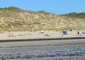 Spiaggia Peu Ragot