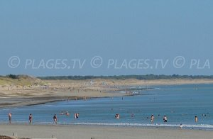 Plage des Follies