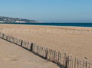 Spiaggia delle 3 Digues