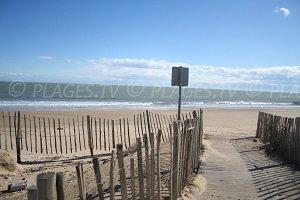 Spiaggia del Jalabert