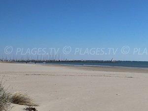Spiaggia Rose des Sables