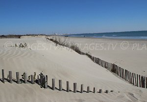 Grand Travers Beach - La Grande-Motte