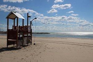 Spiaggia Les Coquilles