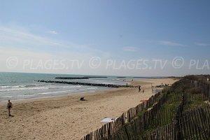Spiaggia della Farinette - Vias